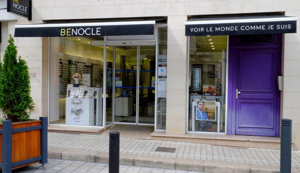Photo devanture magasin Perigueux